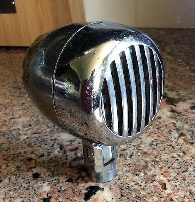 Vintage RARE Hard To Find 1940s American D5T dynamic Bullet microphone! €
