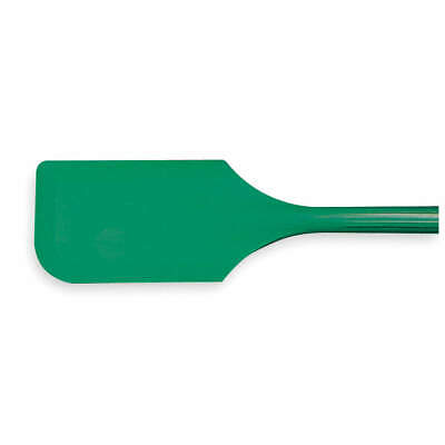 REMCO Polypropylene Paddle Scraper without Holes,40L,Green, 67752, Green