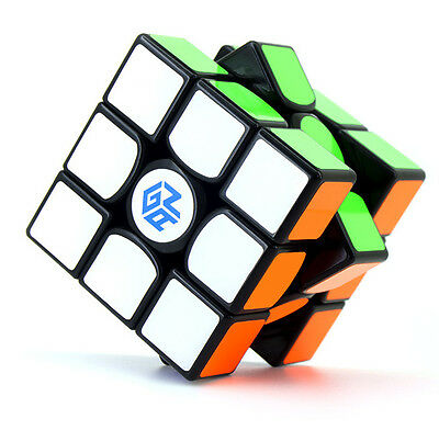 Gans 356 Air speedcube puzzle  - New World record cube! (including UM version)