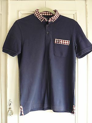 Fred Perry boys t-shirt size L