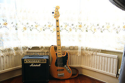 Squier Vintage Modified Jazz Bass V guitar