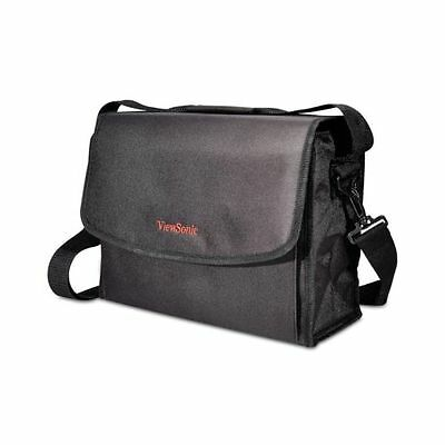 ViewSonic PJ-CASE-008 Projector Carrying Case for LightStream Projectors BLACK