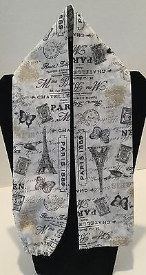 Paris Print MD RN EMT LPN Stethoscope Cover Buy 3 GET FREE SHIPPING