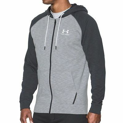 %% UNDER ARMOUR (statt 70 €). ColdGear Sportstyle Fleece Full Zip. Herren.