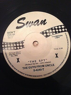 northern soul records, the guys from uncle
