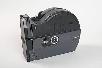 ARRI Arriflex SR3 Super 16mm 400ft Timecode Magazine