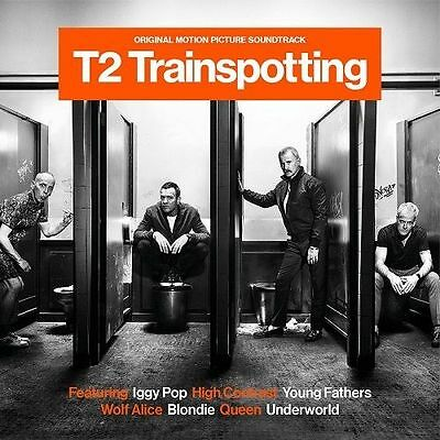 T2 TRAINSPOTTING ~ OST ~ 2 x 180gsm VINYL LP plus DOWNLOAD ~ NEW/SEALED