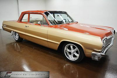 1964 Chevrolet Biscayne Car 1964 Chevrolet Biscayne Custom