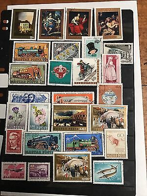 stamps  Hungary - Used - Lot 174
