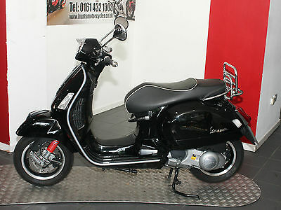 2016 '16 Piaggio Vespa GTS 300 Super ABS Scooter. Only 682 Miles. £3,995