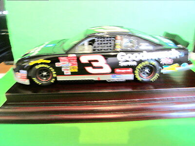 Diecast #3  2001 Monte Carlo 1 Of 15360 Car He Was Driveing  When Got Killed