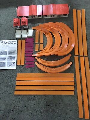 Vintage 1969 HOT WHEELS Super-Charger Rally & Freeway Set~#6430