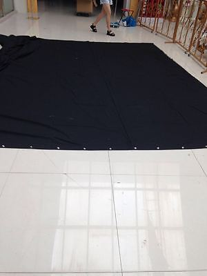 New!! Fire/Flame Retardant Curtain/Stage Backdrop/Partition 9 H x 20 W