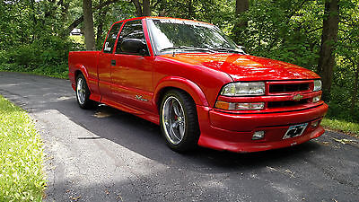 1999 Chevrolet S-10 LS 10 Pickup Xtreme with LS1 Swap