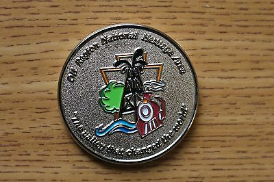 2012 GeoTrain Event Trackable Geocoin, Unactivated
