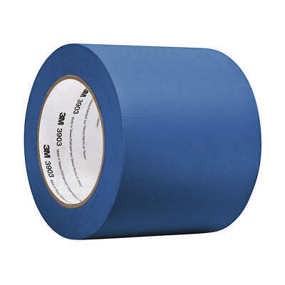 3M Vinyl Coated Cloth Duct Tape,Bl,50 yd. L x 3in. W, 3903, Blue