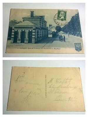 Old french postcard (93)