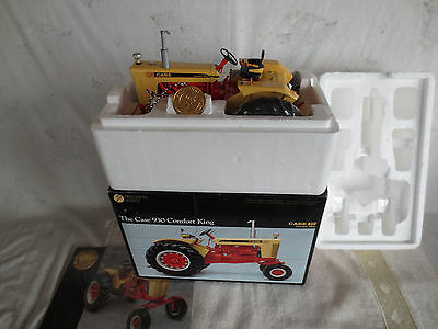 Ertl Precision 1/16 Scale Case 930 Comfort King Farm Toy Tractor New In Box!!