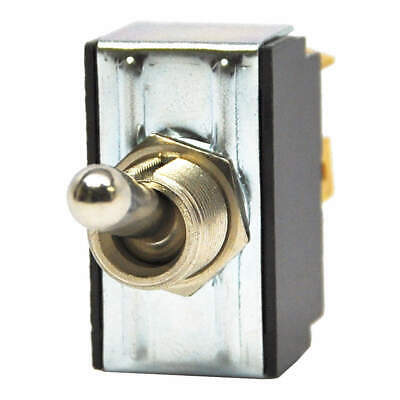 CARLING TECHNOLOGIES Reversing Toggle Switch,DPDT,10A @ 250V, 2GX53-73/TABS