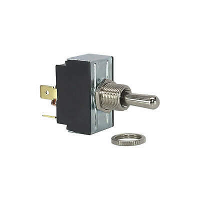 CARLING TECHNOLOGIES Reversing Toggle Switch,DPDT,10A @ 250V, 6GO53-73/TABS
