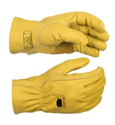 WELDAS Driver Gloves, Oil & Weather Resistant, HIGH QUALITY