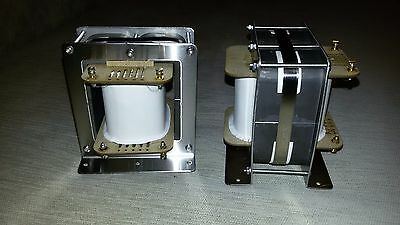 2 SE Tube Interstage Transformers Hi-B C core