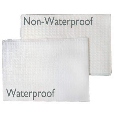 FOUNDATIONS Waterproof Liners,19 x 13 In,PK500, 036-LCR