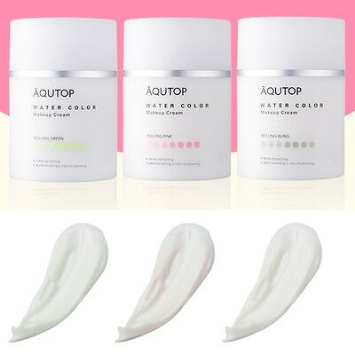 AQUTOP Water Color Make Up Cream 30ml/1oz 3 in 1 All in One Base K-beauty