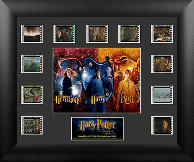 Harry Potter and the Chamber of Secerets Limited Edition Film Cell Trendsetters