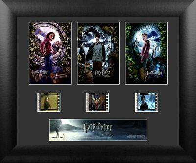 Harry Potter and the Prisoner of Azkaban Limited Edition Film Cell Trendsetters