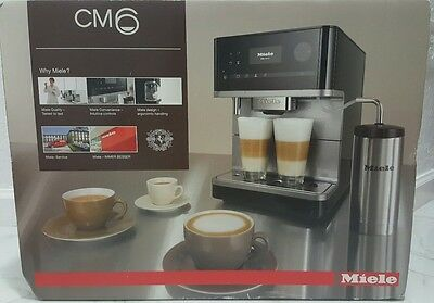 ***BRAND NEW SEALED*** Miele CM6310 Countertop Coffee System In Black