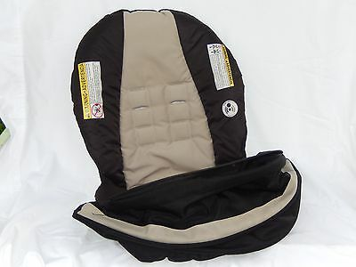 Graco Click Connect 35 snugride  Infant Car Seat Cover Cushion Canopy Support