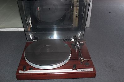 Thorens TD-320. 2 speed turntable in great used condition.
