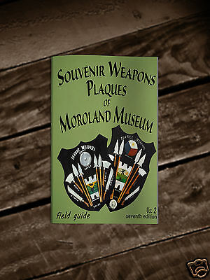 Souvenir Weapons Plaques Of Moroland Museum  (Book# 7)  Volume # 2