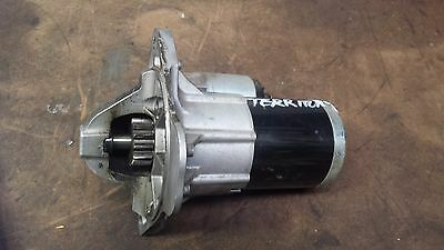 Ford Territory  Sy Ii  Series 2  Starter Motor 6 Cyl