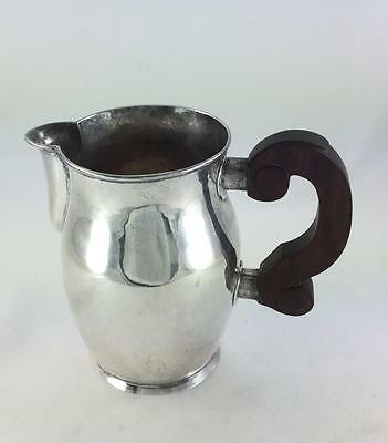 Estate William Spratling Hand Wrought Sterling Silver Pitcher Taxco 1940's