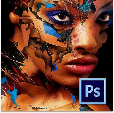 Adobe Photoshop CS6 For Mac,Official Adobe Download With Key,Full Retail Version