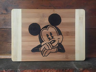 Mickey Mouse Disney Custom Kitchen /Serving Board