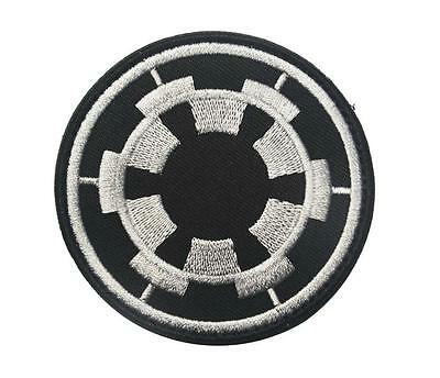 Star Wars Imperial Tactical Spec Morale Badge Embroidered Hook & Loop Patch /02