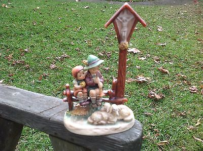 Authentic M I Hummel Figurine
