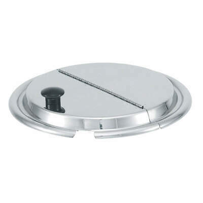 VOLLRATH Inset Cover, Hinged, 47488