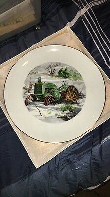 John Deere Collector Plate