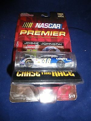 2003 Racing Champions Chase The Race  1:64 Jimmie Johnson #48 Lowe's