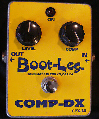 Rare & Collectable Made in Japan Rare Boot-Leg Comp-DX CPX-1.0