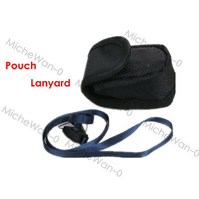 CONTEC Promotion Pouch Bag Case+ Lanyard Protector For Fingertip Pulse Oximeter