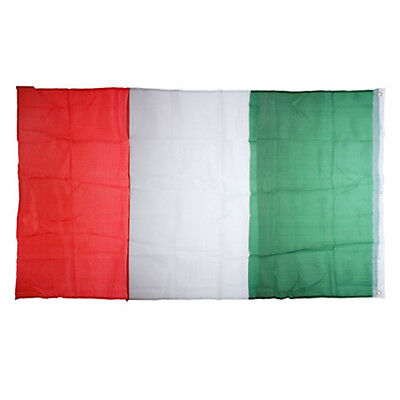 1x 90*150 cm Large Italy Country Flag 3x5 Feet Polyester Italian National Banner