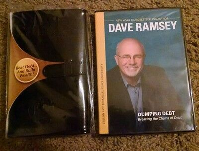 Dave Ramsey Dumping Debt DVD & Envelope System New