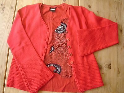 2 tlg Pullover Bluse Top Gr 38/40, S/M