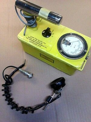 Rebuilt-Calibrated-Radiation Detector VIC 6A CDV-700 Geiger Counter - Life Warr