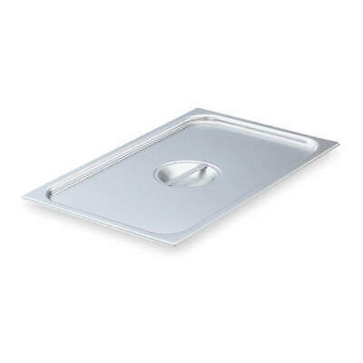 VOLLRATH Third-Size Cover,Solid, 75130